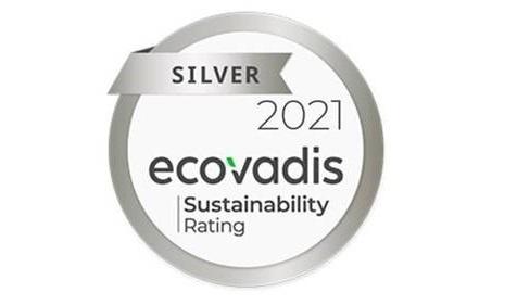 Soladis médaille d'argent Ecovadis pour ses démarches RSE